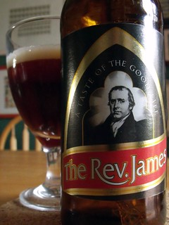 Brains, The Rev James, Wales