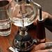 siphon coffee at single origin
