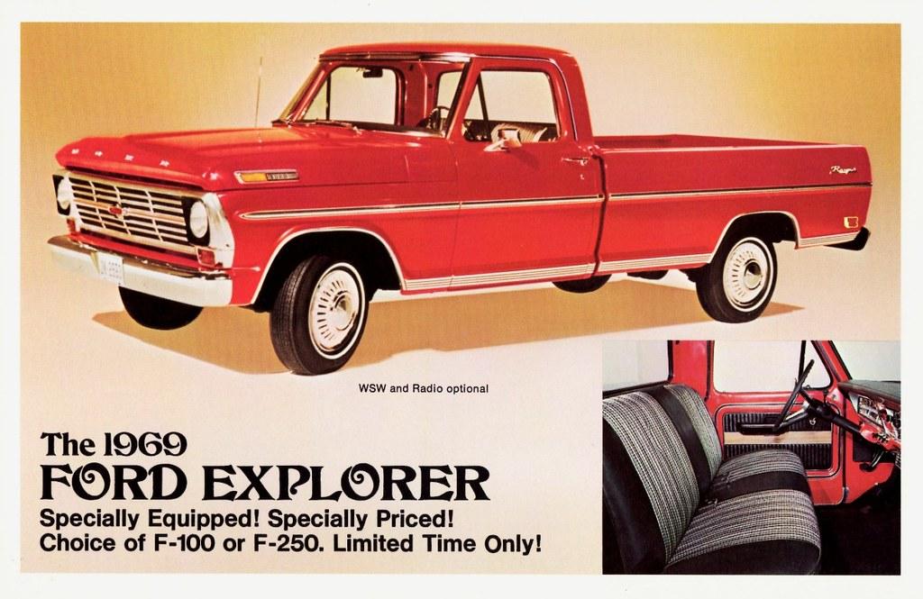 1969 Ford Explorer Pickup Alden Jewell Flickr
