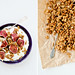 Breakfast - Greek yoghurt, muesli, honey, figs