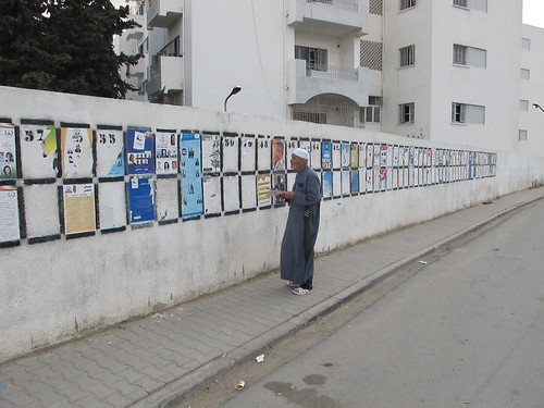 Tunisia's Constituent Assembly Elections supported by UNDP | by UNDP in the Arab States