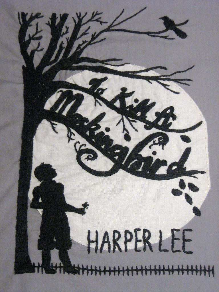 Book Cover Ideas For To A Mockingbird ~ To kill a mockingbird i chose harper lee s quot