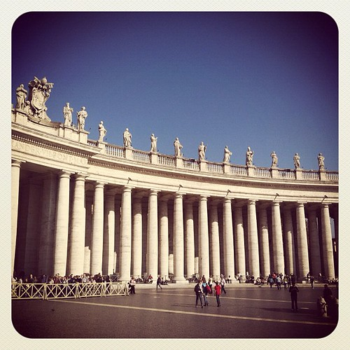 The Vatican | by Elissa @ 17 and Baking
