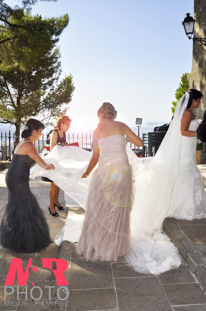 cojiendo el vestido de la novia | miguel anguel ramirez pineda | flickr