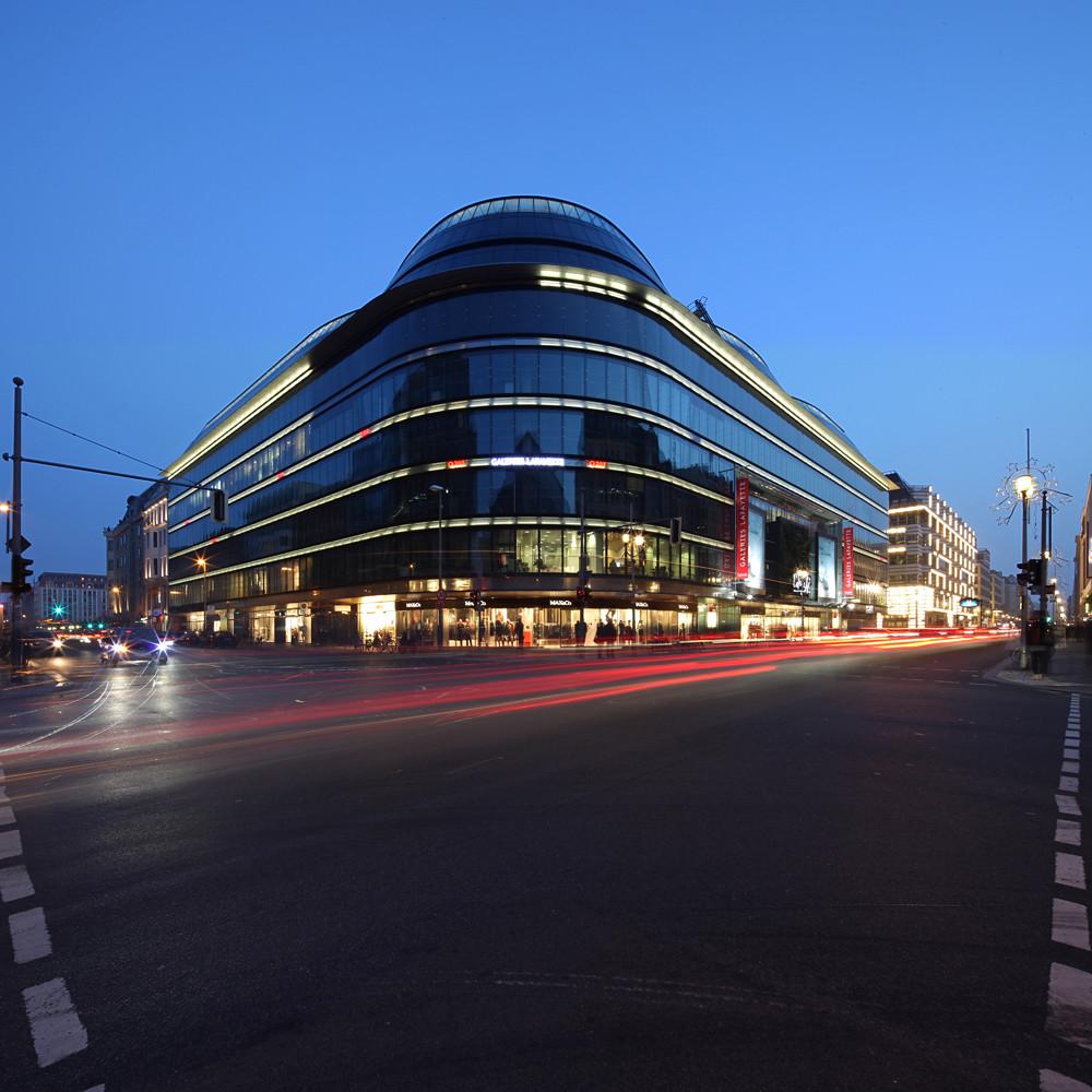 Galeries Lafayette Berlin David Bank Flickr