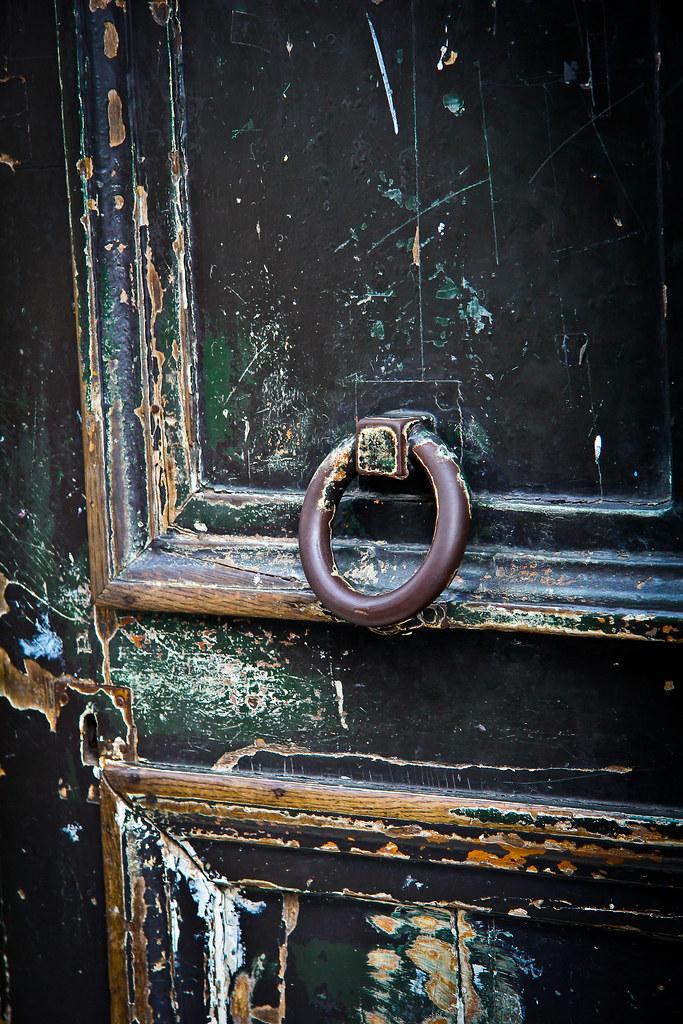 Derriere La Porte Verte Fabrice Flickr