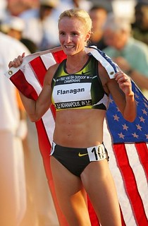 Shalane Flanagan | by AthleticsIllustrated