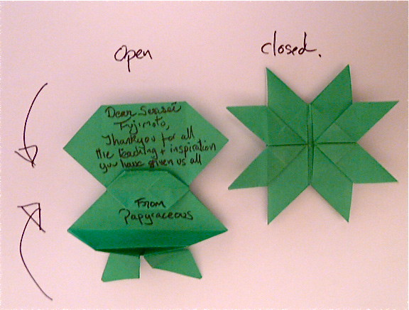 Secrets Star For A Letter To Fujimoto By Papyraceous