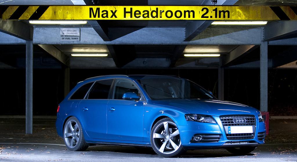 2011 uk audi a4 b8 s-line black edition avant | 2011 uk audi… | flickr