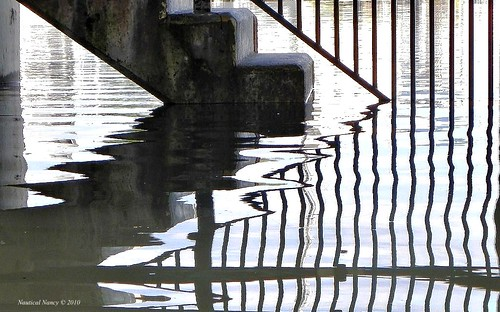 Stairs in Water | by nauticalnancy