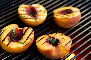 Grilled Peaches | by Another Pint Please...
