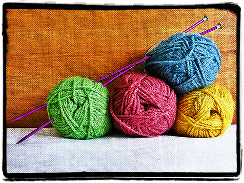 Knitting Time | by KateWares