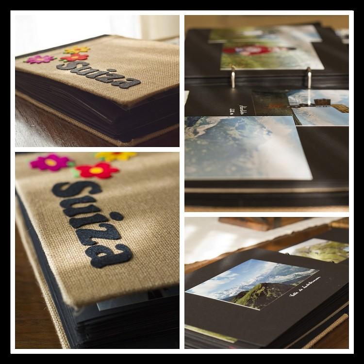 Album de fotos casero por fin he acabado el lbum de fotos flickr - Manualidades album de fotos casero ...