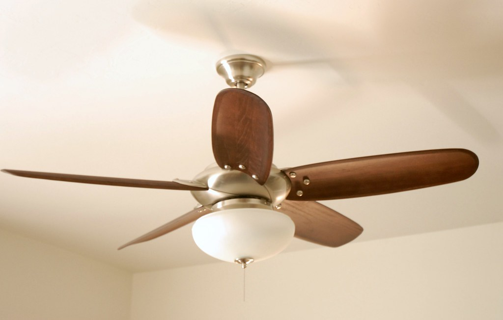 20111019 Ceiling Fan - Hampton Bay - Altura | lasertrimman | Flickr