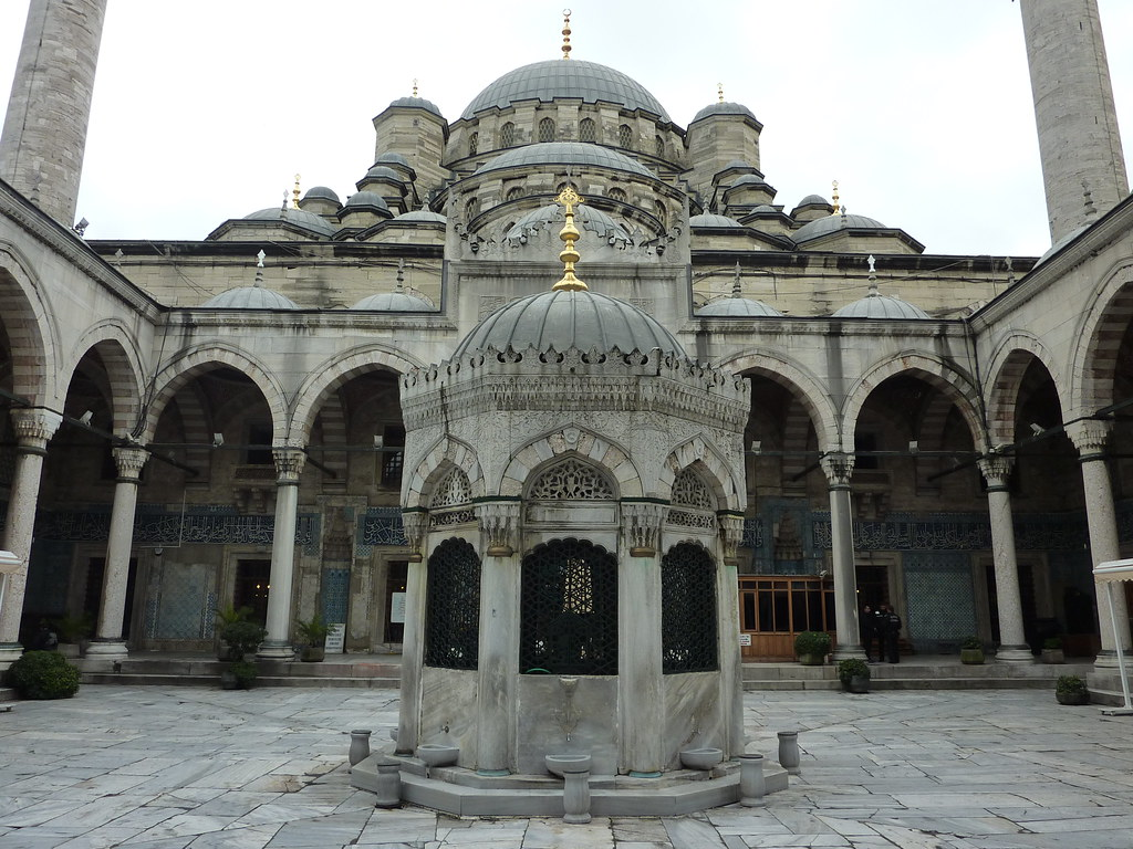Yeni Cami (New Mosque), Istanbul  New Mosque, Istanbul ...
