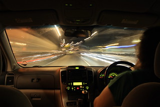 Car Light Trails | by mplatt86