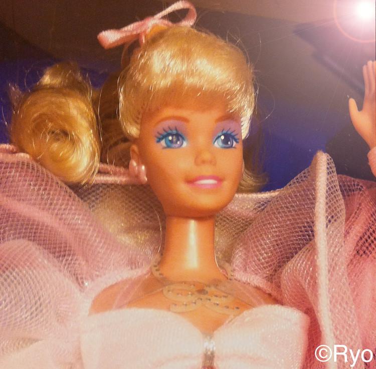 Perfume Pretty Barbie: Barbie Perfume Pretty - 1st Edition (USA)