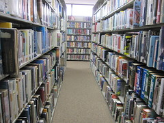 allegan library stacks