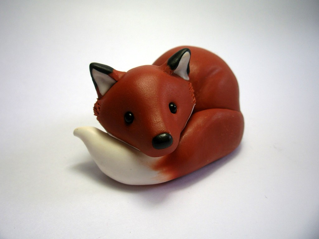 easy clay animals - photo #29