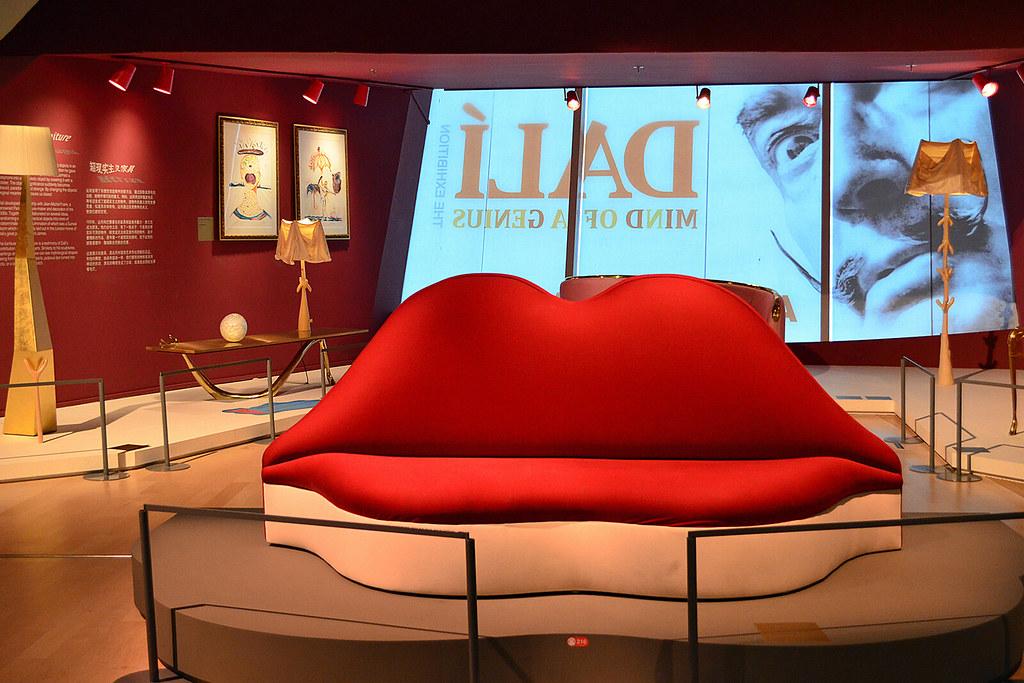 Lovely ... Mae West Lips Sofa | By Chooyutshing