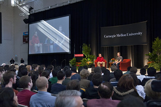 Mark Zuckerberg Visits CMU | by CarnegieMellonU