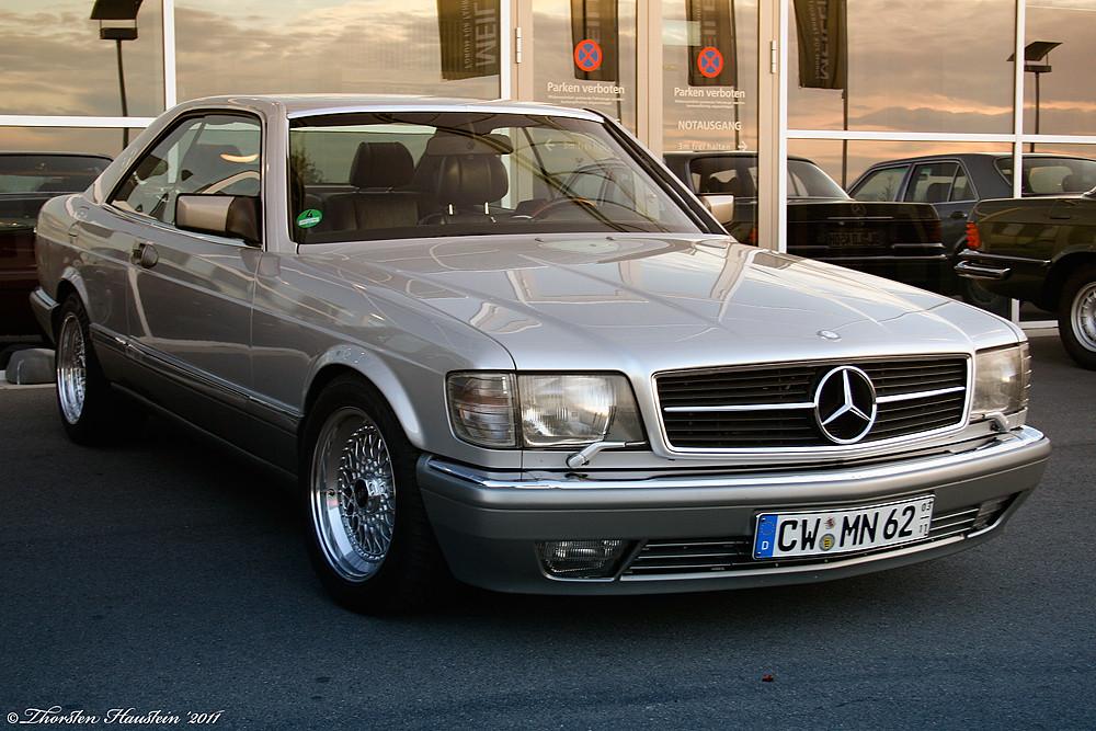 Mercedes Coupe C126 Thorsten Haustein Flickr
