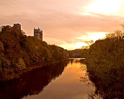 Durham  sunset | by harra1958