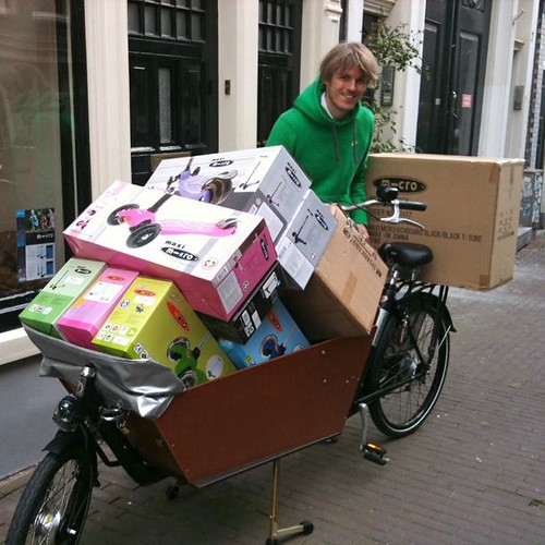 workcycles-cargobikes 4 | by Henry @ WorkCycles