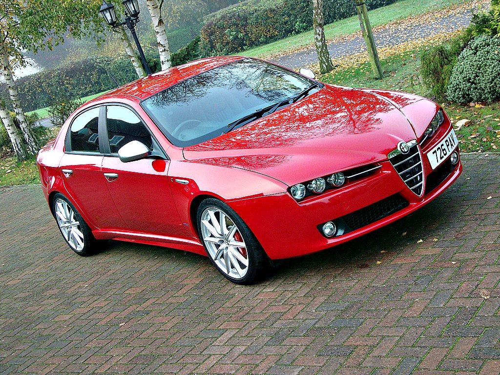 alfa romeo 159 ti danesgate flickr. Black Bedroom Furniture Sets. Home Design Ideas