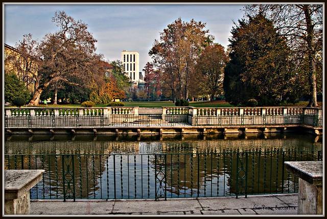 Milano giardini della guastalla gardens guastalla for Via giardini milano