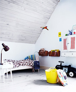 colorful kids spaces | by the style files