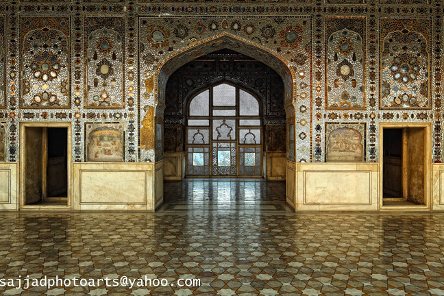 Sheesh Mahal Unesco World Heritage Lahore Fort Flickr