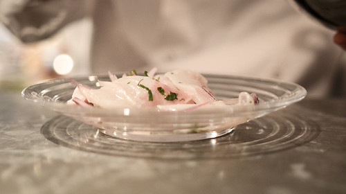 P is for Peru - Sea Bass Ceviche | by The Hungry Cyclist