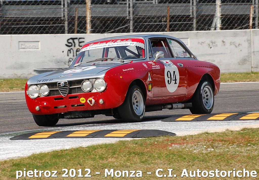 339 - Alfa Romeo 1750 GTAm - TC/2000 - Vinicio Marta-Marco… | Flickr