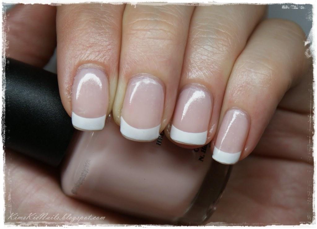 OPI - Bubblebath + Konad M19 (Natural Nails) | More info & p… | Flickr