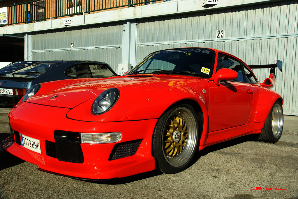 porsche 993 gt2 evo fer only flickr. Black Bedroom Furniture Sets. Home Design Ideas