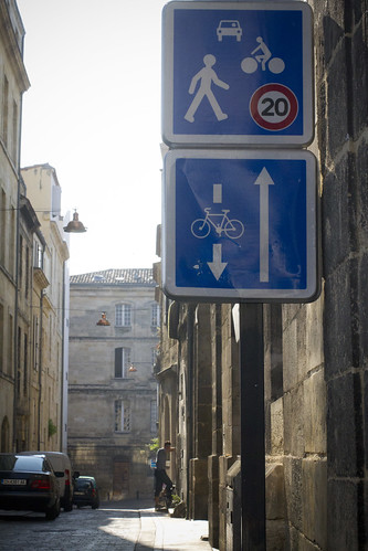 Bordeaux Bicycle Signage_1 | by Mikael Colville-Andersen
