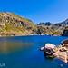 Primer Estany de Juclar, Vall d'Incles, Canillo, Andorra