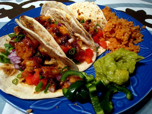 Chipotle Shrimp Tacos | by fritish