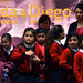 Turkish schoolchildren enjoy a field trip to the Pera Museum to see the Fridha Kahlo and Diego Rivera exhibit.