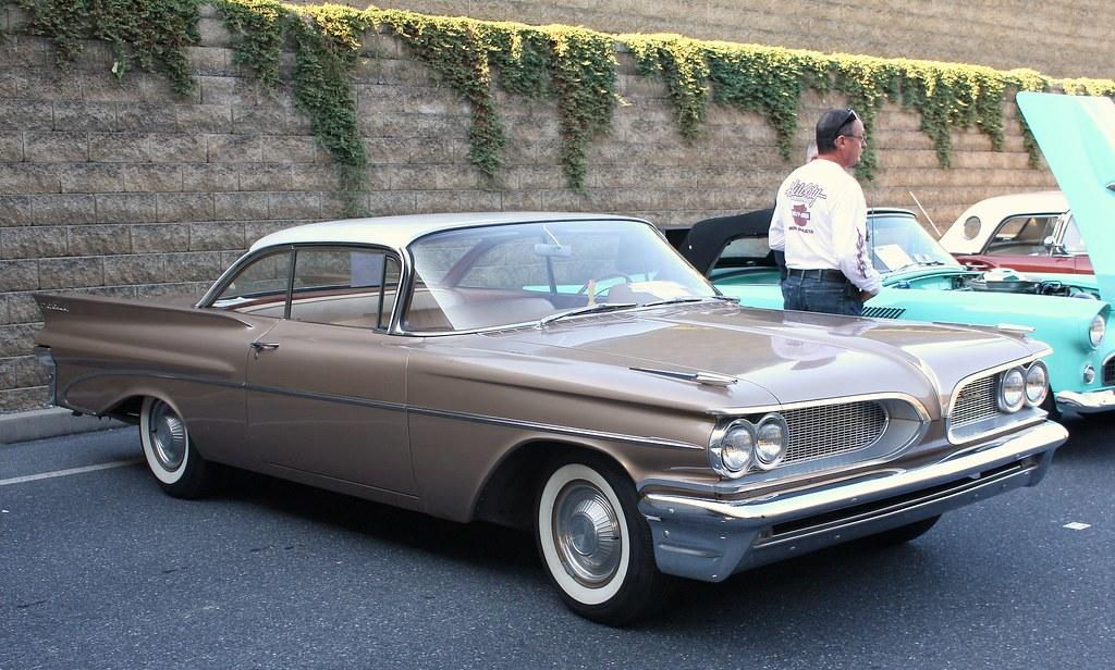 1959 pontiac catalina 2 door hardtop
