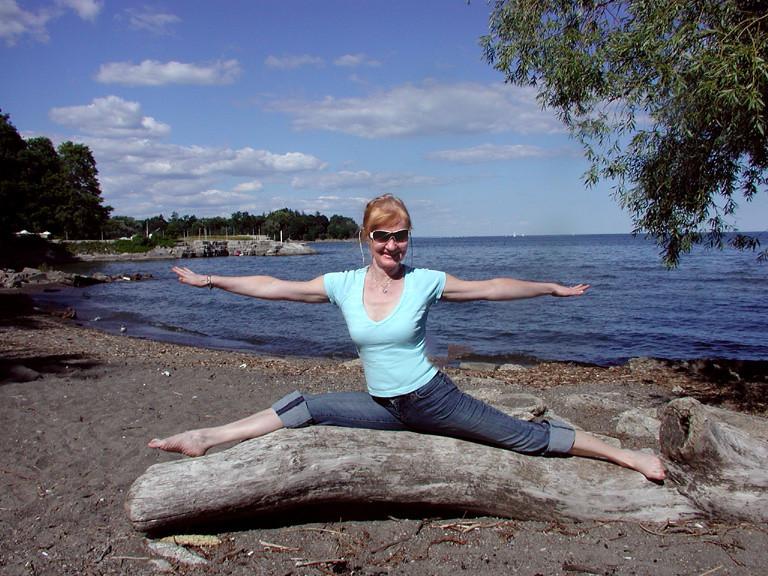Yoga Pose Flow Chart: Leg Split in Nature | Sarah Siblik | Flickr,Chart