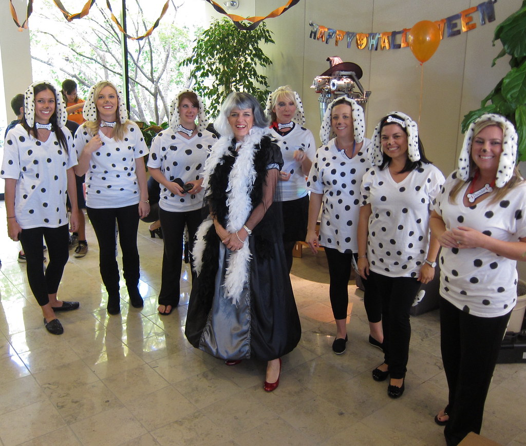 101 dalmatians the office by jurvetson