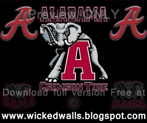 Alabama crimson tide blackened wallpaper android all scree flickr - Free alabama crimson tide wallpaper for android ...