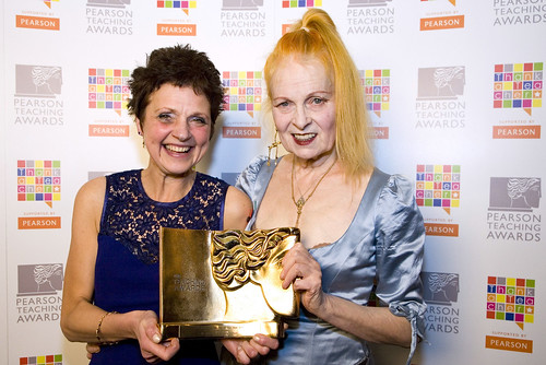 UK Winners 2011 with Presenters