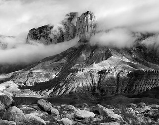 El Capitan Guadalupe Mountains National Park Texas | by Robert Frase