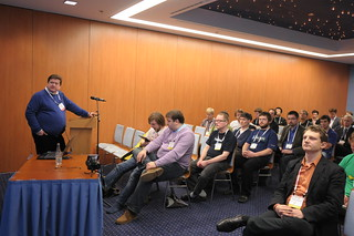 LinuxCon Europe / ELCE 2011 - Day Two | by linux_foundation