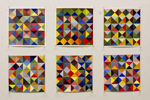 2d Design Color Theory 100 Colors Tsuno 2d Design