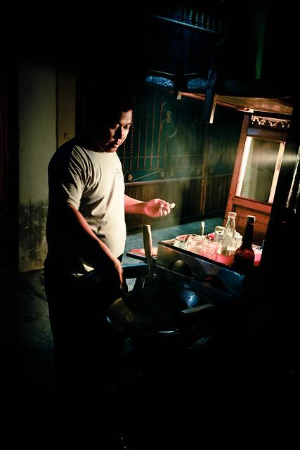 Tukang nasi goreng keliling