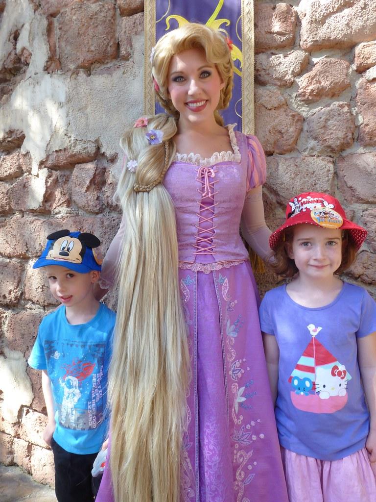 Rapunzel Jack And Katie Phil Whitehouse Flickr
